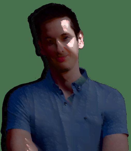 Webadviseur Mike Van Hemelrijck